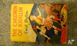 Scarce title By Enid Blyton. Dust jacket intact. 1952