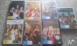 The Hills Complete collection pick up only $10.00 each