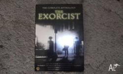 for sale the complete anthology of the exorcist only