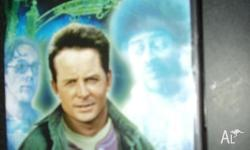 Speilberg's classic 'The Frighteners' Dvd Sp-effects