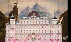 The Grand Budapest Hotel - SOUNDTRACK CD - Brand new