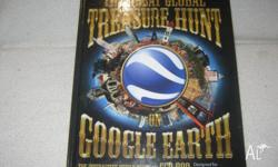 The Great Global Treasure Hunt on Google Earth hard