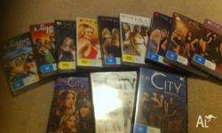 The Hills 6 seasons, The City 2 seasons, Laguna Beach 2