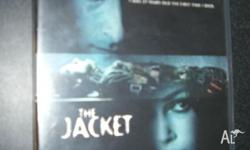 'The Jacket' Dvd Horror R18+ Adrien Brody & Keira
