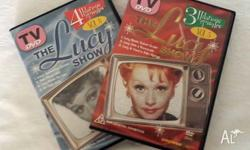 Two Dvd's, 7 Episodes of The Lucy Show featuring
