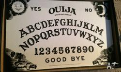 "Parker Brothers, The Mysterious, Mystifying ""Ouija Glow"