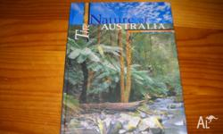 Hard cover book in excellent condition - approx 22cm x