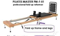 Looking for a quality fold up reformer with real steel