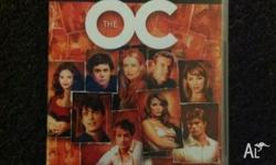 The complete first season of The OC. In excellent