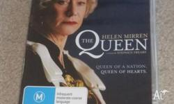 For Sale - The Queen DVD, this movie has only been