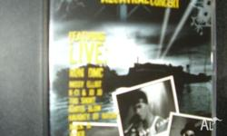 The 'ALCATRAZ Live CONCERT' dvd 'Breaking out'.. With..