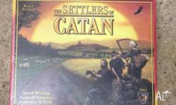 In The Settlers of Catan, players try to be the