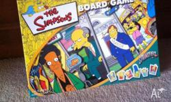 Hi, I have The Simpson's Board Game (Springfield) for