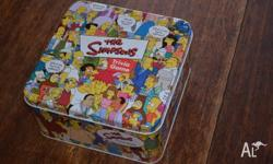 I have for sale this Simpsons Trivia game, released in