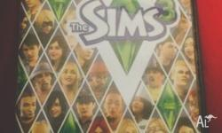 The Sims 3 Base Game Needed to install and play any