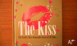 For sale is The Kiss: The World's Most Memorable Kisses