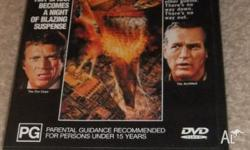 For Sale - The Towering Inferno DVD, the dvd has only