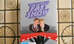 The Ultimate Fast Show (7 DVD Set). Region 4. Discs and