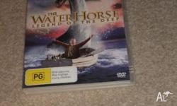 For Sale - Waterhorse Legend of the Deep DVD, this