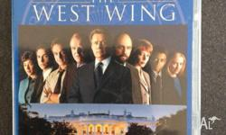 The West Wing DVD complete first season six disc set