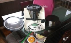 TM 31 Thermomix. 18 months old. To sell with