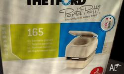 THETFORD Porta POTTI for sale, brand new, still in the
