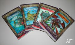 The complete 3rd series of 'Deltora Quest' (4 books),