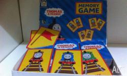 Thomas & Friends memory game. In good used condition A