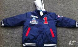 I am selling a size 2 boys Thomas & friends hooded