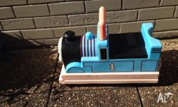 Hi, I have a Thomas ride for toddlers for sale. Cash