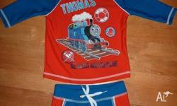 THOMAS THE TANK 2PC SWIMWEAR SET Brand new with tags