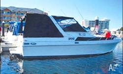THOMASCRAFT 32FT, 1984, model, 32ft sport cruiser