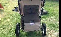 Valco three wheeler pram. Fully reclines to suit