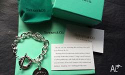 Tiffany Jewellery **Brand NEW **Unworn and Unused