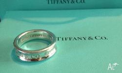 A timeless favourite, inscribed with the year Tiffany