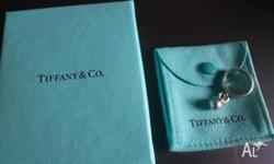 Rare Authentic Tiffany & Co. Sterling Silver 925 1995