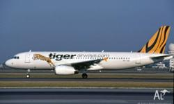 Tiger Air promotional $100 voucher, USE ON ANY DOMESTIC