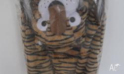 Kids Tiger Costume Been Worn once only Pick up Ascot