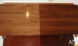 Timber benchtops.Solid timbers six species to choose