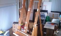 MM Studio Tilt Drawing/Painting Easel great condition