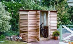Timber Shed & Workshop The Belgrave Shed 2.4w x 1.0d x