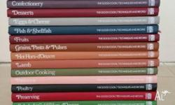 These 23 cookbooks provide beautiful step by step color