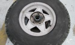 Boat Trailer Wheels � Suit old type Tinka Trailer �