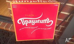 TIPAYATUNG BOARD GAME AGES10+ 2 to 6 PLAYERS HAS NOT