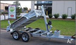 TIPPING TRAILERS. ALL TYPES & SIZES. COME & TALK TO US