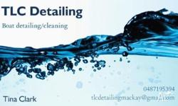 TLC Detailing offers a range of services for Moored