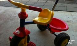 Toddle tricycle great condition, well loved and looked