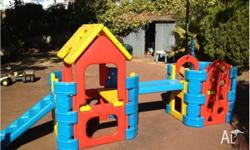 Toddler play gym for sale. Great used condition. Tiny