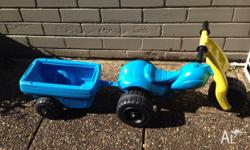 Hi, I have a toddler three wheeler bike for sale. Cash