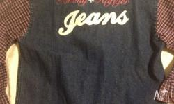 GREAT QUALITY TOMMY HILFIGER JEANS SHIRT , JACKET ,